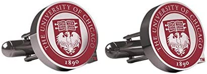 AdSpec NCAA University of Chicago Mens Cufflinks