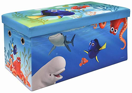 (Finding Dory Storage Bench and Toy Chest, Officially Licensed, Perfect for any Playroom or)