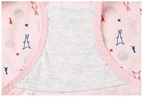 CHLXILadies Biancheria Intima Scatola Biancheria Intima Cotone Traspirante Cartone Animato Carino 5-Pack,28009-M
