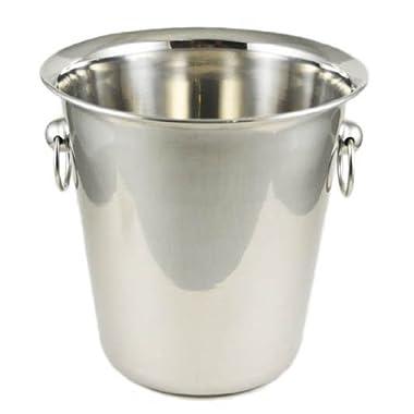 Winco WB-4 4 Quart Wine Bucket, Set of 3