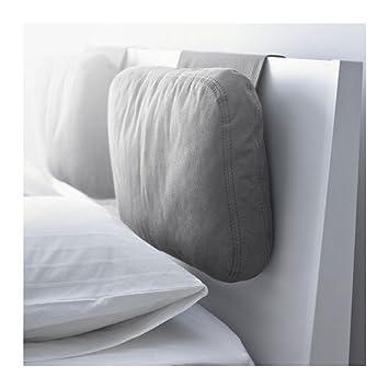 Ikea Skogn Kissen Rostanga Grau 65x40 Cm Amazonde Küche Haushalt