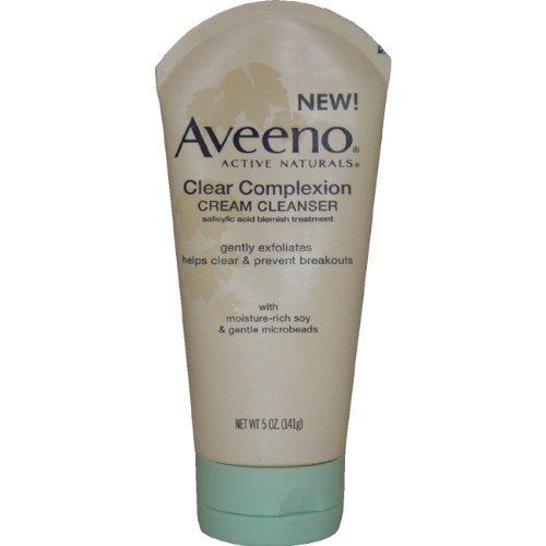 Clear Complexion Cream Cleanser - 4