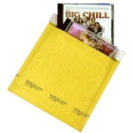 150 CD (7.25 X 8) Bubble-Lite  Self-Sealing Bubble Lined Mailers Cushioned Mailing Envelopes Bubble Lined Mailers Cushioned Mailing