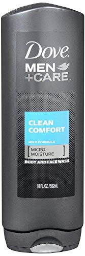 Dove Care Body Clean Comfort product image
