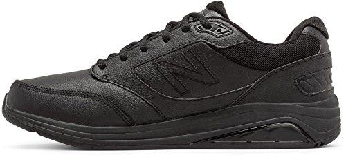 New Balance Men's Mens 928v3 Walking Shoe Walking Shoe, Black/Black, 11 2E US