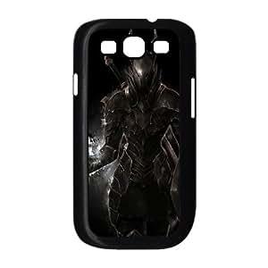 Dark Souls Samsung Galaxy S3 9 Cell Phone Case Black TPU Phone Case SV_120234