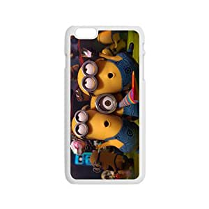 linJUN FENGLovely Minions Cell Phone Case for Iphone 6