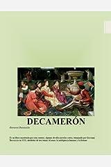 Decameron (Spanish Edition) Kindle Edition