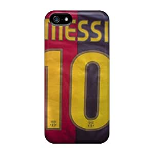 JasonLMelendez Snap On Hard Case Cover Messi Protector For Iphone 5/5s