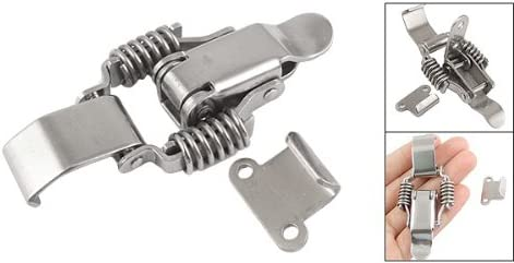 6.5cm 2 Piece Uxcell Toolbox Draw Compression Spring Toggle Latch Catch Clamp