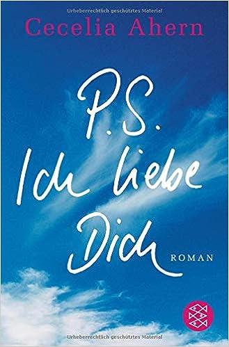 P S Ich Liebe Dich Amazones Cecilia Ahern Libros En