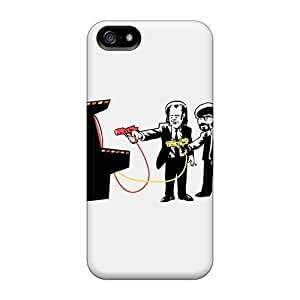 New Arcade Pulpfiction Cases Covers, Anti-scratch KdB10094uvAm Phone Cases For Iphone 5/5s