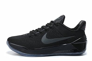 Nike Kobe AD Black/Grey Men's Basketball Shoes.