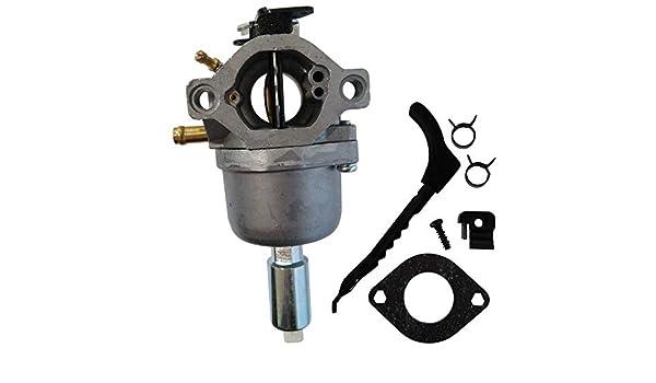 Nuevo carburador Craftsman 2003 LT1000 cortacésped W/Briggs ...