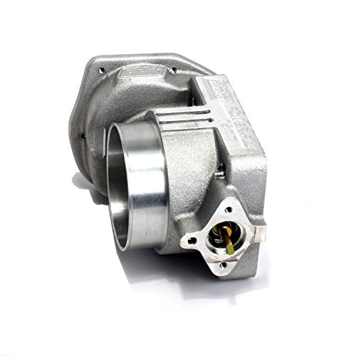 75 Mm Throttle Body (BBK 1758 75mm Throttle Body - High Flow Power Plus Series for Ford 4.6L F Series Truck And Expedition)