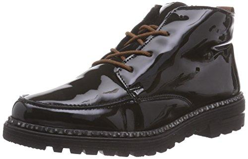 Rieker 54810, WoMen Boots Black - Schwarz (Schlamm/Mogano / 45)