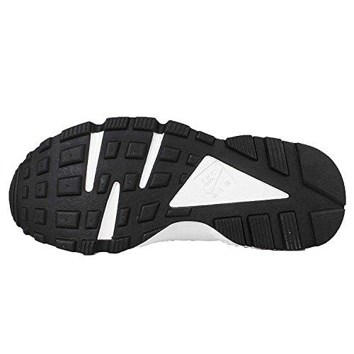 Nike Herren Air Huarache Sneaker Bianco / Sport Fuschia / Vertice Bianco / Radiante