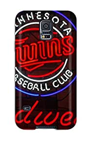 New Diy Design Minnesota Twins For Galaxy S5 Cases Comfortable For Lovers And Friends For Christmas Gifts