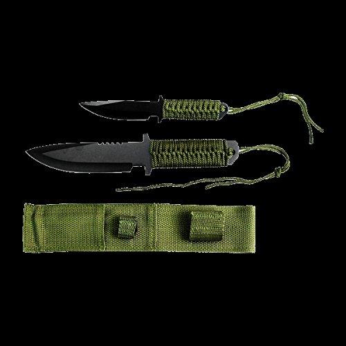 Survivor-HK-1034-Fixed-Blade-Set-of-2