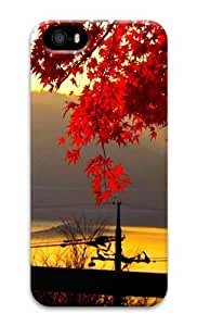 Beautiful view of the morning 3D Case rubber iphone 5 cases for Apple iPhone 5/5S by Maris's Diary