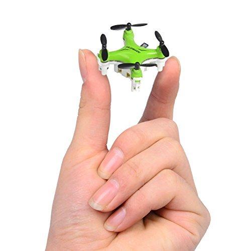 with Nano Quadcopters design