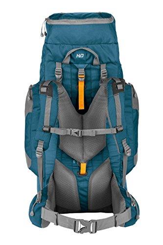 ee1e162a23 Ferrino Transalp Zaino Trekking, 100 l – TravelKit