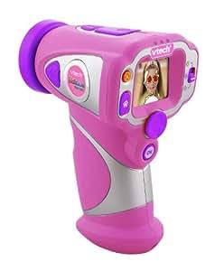 VTech Kidizoom Videocam - Videocámara, tarjeta de memoria (versión en alemán)
