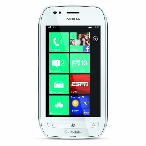 (Nokia Lumia 710, White 8GB (T-Mobile))