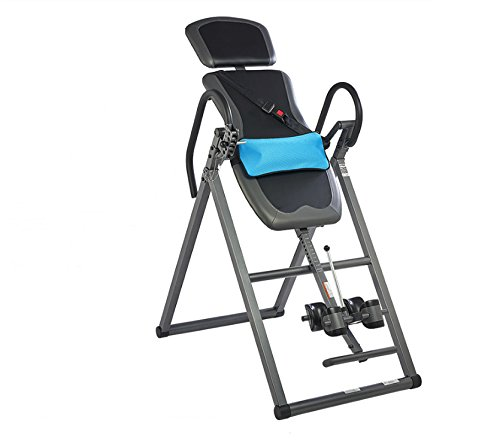 Inversion Table Back Stretching Machine for back pain relief, 3rd-Party Safety Certified, Precision by FEIERDUN