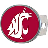 NCAA Washington State Cougars Oval Hitch Cover