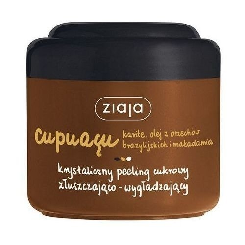 ZIAJA - CUPUACU SUGAR PEELING SCRUB - 200ml Z00721