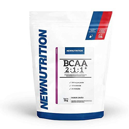 BCAA 2:1:1 1kg Limao NewNutrition