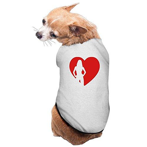 PPPLIN Frau Herz Imagefilm Photo Video Puppy Dog Sweater