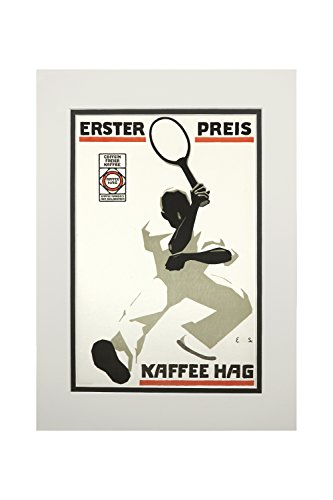 kaffee-hag-erster-preis-vintage-poster-artist-runge-and-scotland-germany-c-1915-11x14-double-matted-