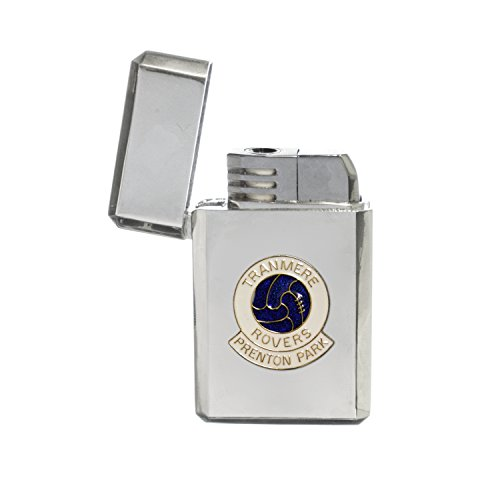 (Tranmere Rovers football club stormproof gas lighter)