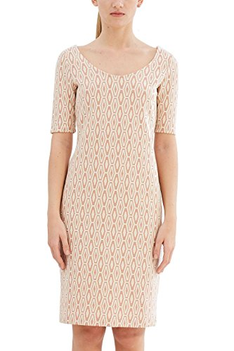 Pink Kleid 680 Old Mehrfarbig ESPRIT Damen UpxUf