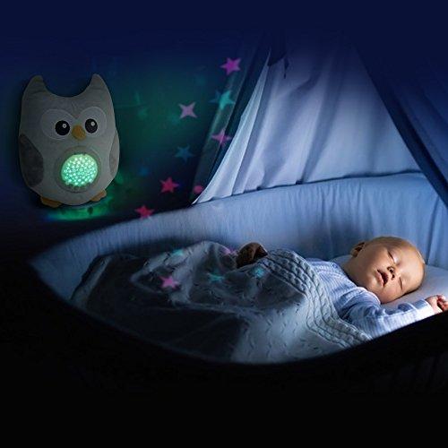Bubzi Co Baby Sleep Aid Night Light Amp Shusher Sound