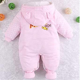 Amazon.com: FidgetGear - Ropa de invierno para recién nacido ...