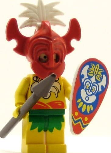 LEGO Pirates Minifig Islander King Kahuka