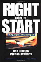 Right from the Start: Taking Charge in a New Leadership Role