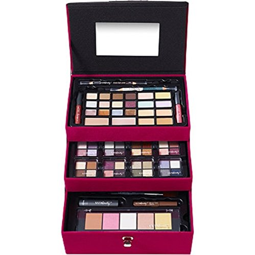 Ulta Beauty Makeup Set Gift Box Pretty And Pink 67 Piece Collection  200 Value