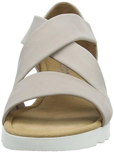 Beige Jute Leinen Shoes Sandali 62 711 Gabor Donna UXP6pqp