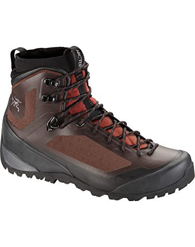Arc'teryx Bora Mid GTX Hiking Boot - Men's Redwood/Black 11 by ARCTERYX