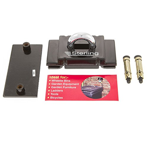 Sterling Security Ground/ Anchor, (Best Motorcycle Ground Anchor)