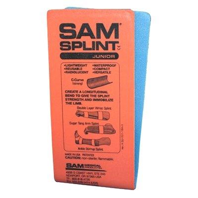 Structural Steel I-beam (Sam Medical SP1005F SAM Splint 9'')