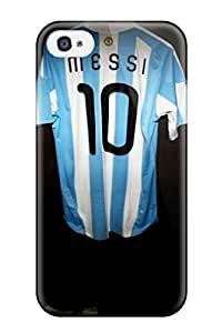 Hot Football Locker First Grade Tpu Phone Case For Iphone 4/4s Case Cover