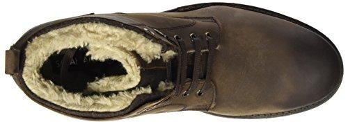 Salamander Bill, Stivali da Motociclista Uomo marrone