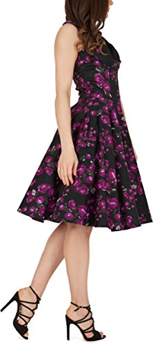 Roses Classique Violets Robe BlackButterfly Annes 50 'Aura' Harmony 1x74zq