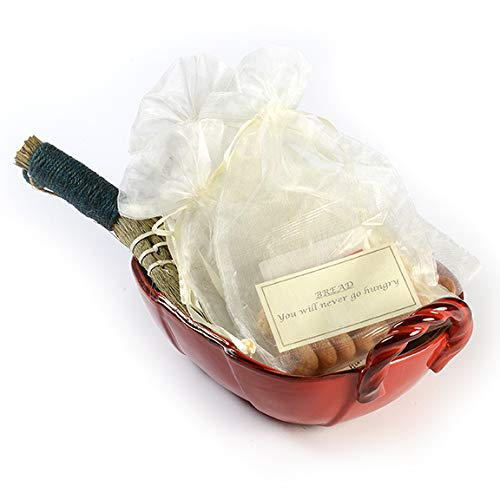 Unique Housewarming Gifts for New Home Owners - Traditional Italian Gift Basket for Happiness, Good Luck, Prosperity & More - Beautiful Hostess Gifts, Wedding Present, New Mom & Dad, or Moving Gift