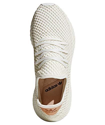Stringate Ftwwht Deerupt Clowhi Ashpea Multicolore Derby Uomo Runner adidas White Scarpe vRCptwdxq